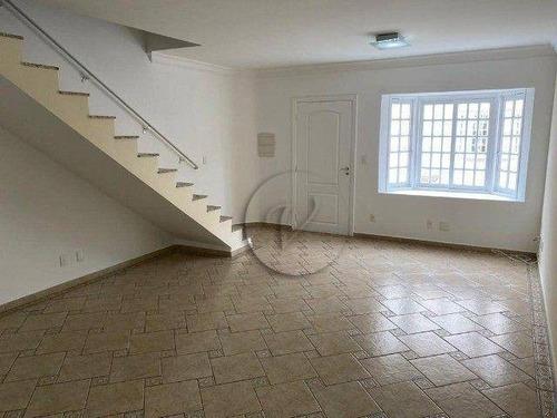 Imagem 1 de 18 de Sobrado Com 3 Dormitórios À Venda, 120 M² Por R$ 605.000,00 - Vila Eldízia - Santo André/sp - So1006