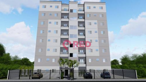 Apartamento Com 2 Dormitórios À Venda, 60 M² Por R$ 178.000,00 - Jardim Piazza Di Roma Ii - Sorocaba/sp - Ap0010