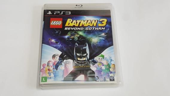 Jogo Lego Batman 3 Beyond Gotham - Ps3 - Original