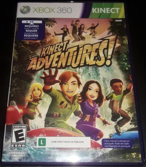 Kinect Adventures! - X-box 360