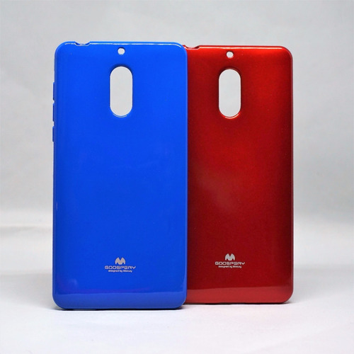 Funda Nokia 6 Mercury Goospery Jelly Case