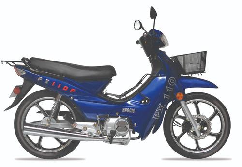 Baccio Px110f - Moped