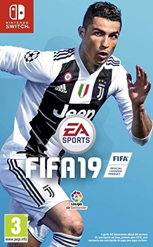Video Juego - Nintendo Switch - Fifa 19