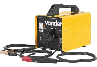 Transformador Para Solda Elétrica 150a / 127v Ts-150 - Vonde