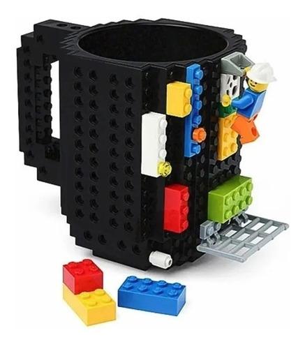 Mug Pocillo Tazacafe De Lego Armatodo En Caja