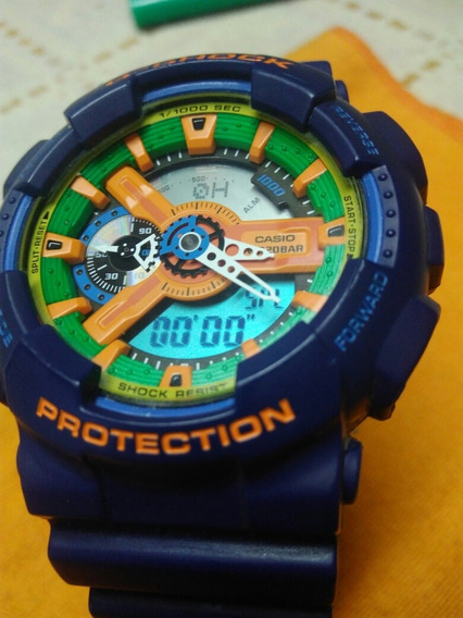 Relógio G-shock Ga 110fc
