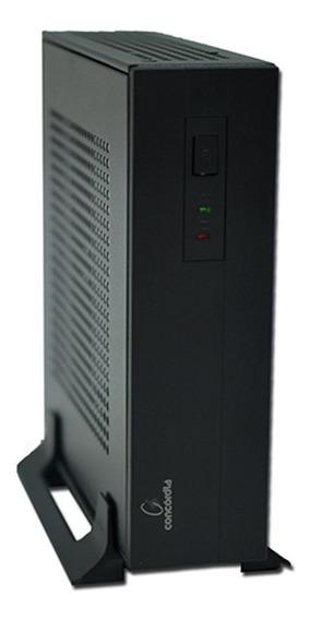 Mini Pc Concórdia I5 7400 Memória 8gb Ddr4 Ssd 240gb Wifi