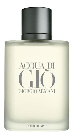 Perfume Acqua Di Gio Eau De Toilette 100ml Masculino