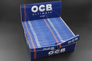 Caja De Papel Marca Ocb Ultimate (zig Zag) Papel Arroz