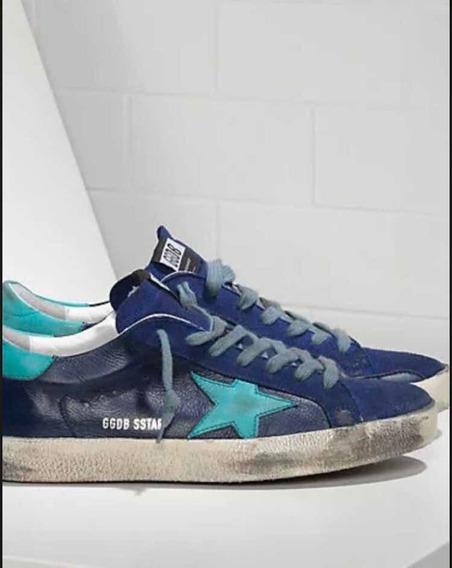 Tênis Sneaker Ggdb Pronta Entre Black Friday