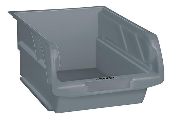 Gaveta Apilable De Plástico, 24.5x17x11 Cmtruper Gav-3 24pz