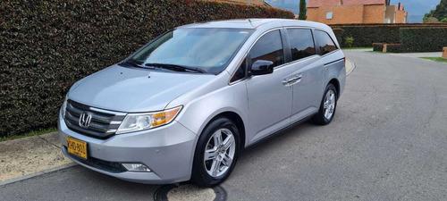 Honda Odyssey 2011 3.5 Exl Blindaje 2
