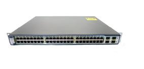 Switch Cisco Catalyst 3750 48 Portas Poe