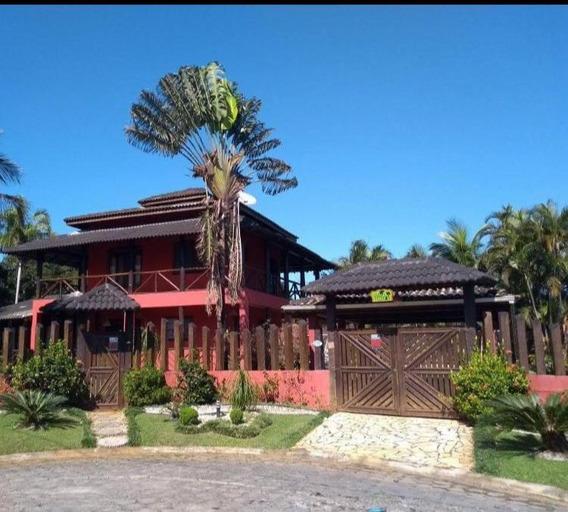 Maravilhosa Casa No Condominio Morada Da Praia