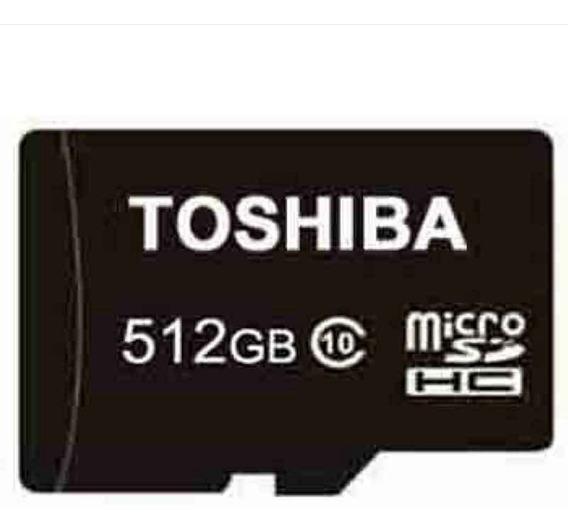Cartão De Memória Toshiba 500gb