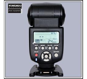 Yongnuo Flash Speedlite Yn-560 Iii Para Nikon Canon Com Nfe