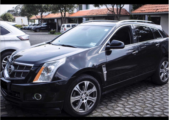 Cadillac Srx 3.0 B Piel Cd Xenon 4x4 At 2012