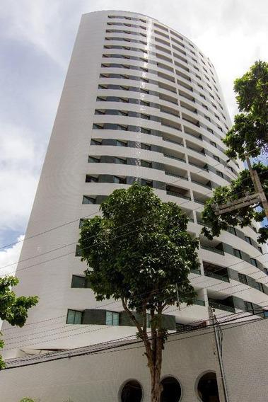 Apartamento Em Rosarinho, Recife/pe De 89m² 3 Quartos À Venda Por R$ 600.600,00 - Ap126907