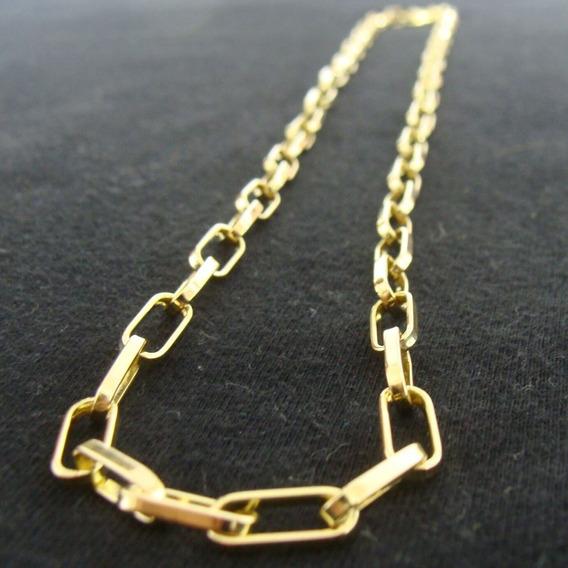 Corrente De Ouro 18k Cartier - 60cm E 25 Grs - Frete Grátis
