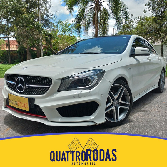 Mercedes Cla 250 - 2014/2015 2.0 Sport 16v Turbo Gas Aut