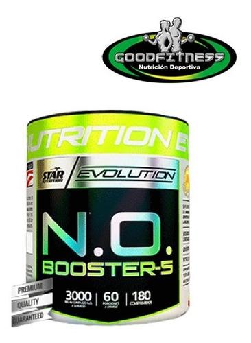 Oxido Nitrico N.o. Booster Star Nutrition Zona Sur