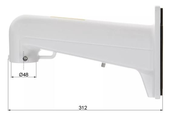 Soporte Aluminio Pared Camara Domo Hikvision1602zj Martinez