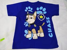 7dc33221d6 Conjunto Camiseta Patrulha Canina Personagem E Shorts Jeans