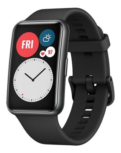 Reloj Smart Huawei Watch Fit Nuevos 1 Año Garantia Factura