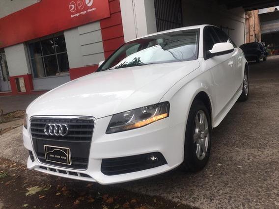 Audi A4 2.0 Td Multitronic 2012 81.000 Blanco
