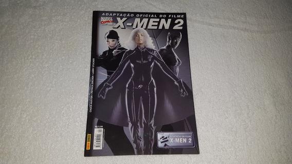 Hq X-men 2 - O Filme - Ed. Panini - 2003 - Formato Álbum