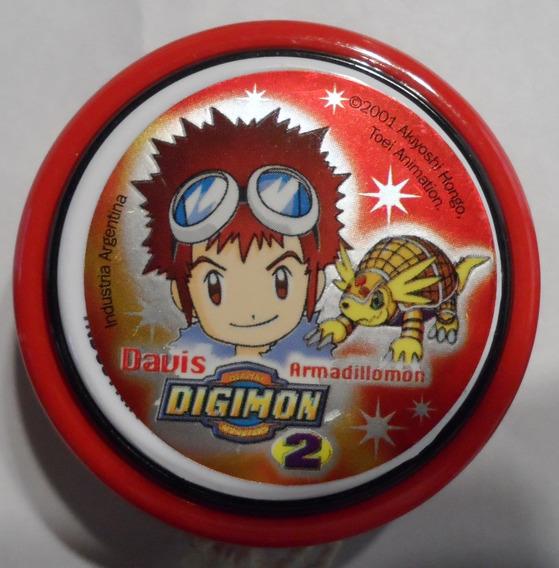 Yoyo Magic Digimon Davis El Mejor Para Principiantes