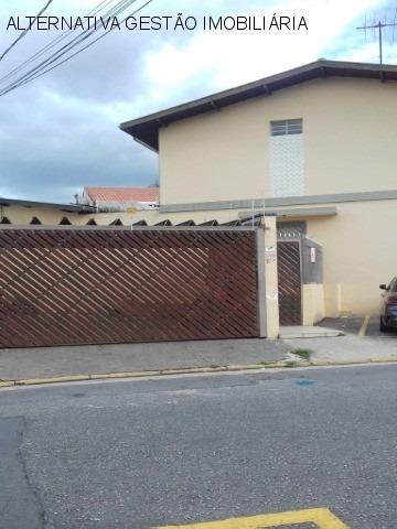 Casa Comercial Em São Paulo - Sp, Jaguaré - Cal0705