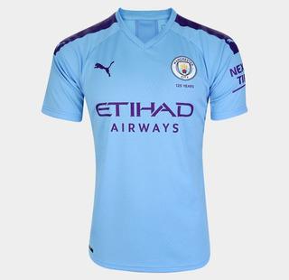 Camisa Manchester CityTemporada 19/20