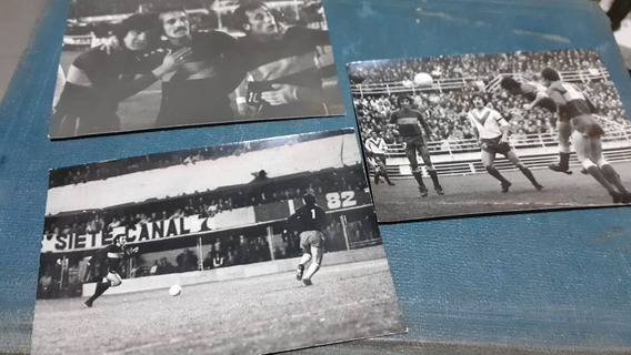 Fotografía Prensa De Boca Juniors 1975