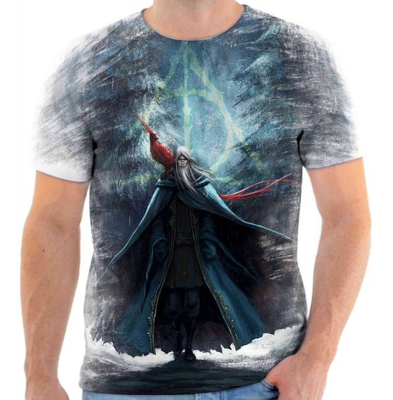 Camiseta Camisa Personalizada Harry Potter Albus Dumbledore1