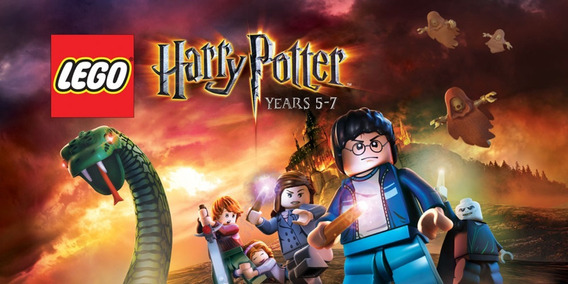 Lego Harry Potter: Years 5-7 Steam Pc Original Online Key