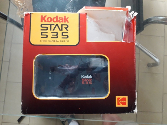 Câmera Kodak Star 535 Antiga