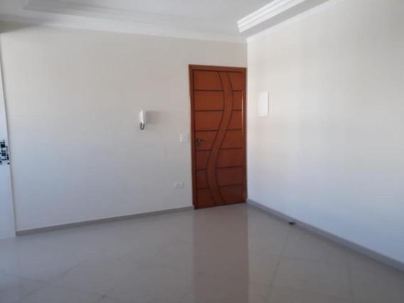 Cobertura Em Jardim Santo Antônio, Santo André/sp De 138m² 3 Quartos À Venda Por R$ 369.000,00 - Co606275