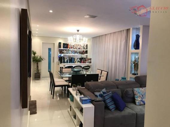 Apartamento Para Venda Em Taboão Da Serra, Jardim Wanda, 3 Dormitórios, 1 Suíte, 2 Banheiros, 2 Vagas - Ap0818