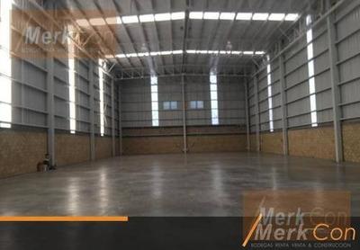 Bodega Renta 1200 M2 En Parque Industrial Santa Cruz, Prolongacion Lopez Mateos Jalisco.