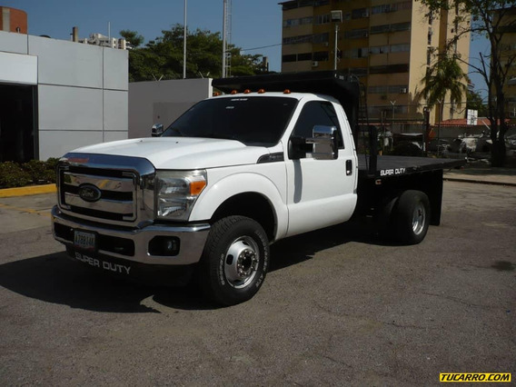 Ford F-350 Super Duty Plataforma