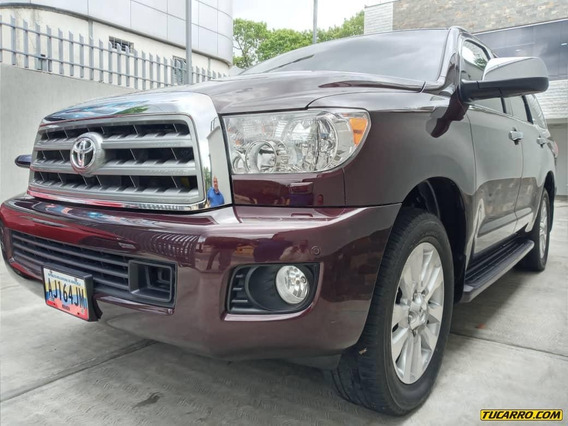 Toyota Sequoia Platinum Iforce 4x4