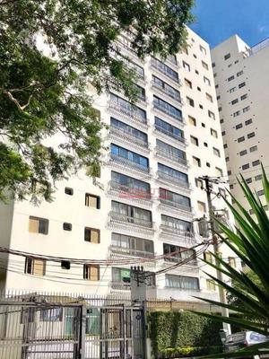 Apartamento Com 3 Dormitórios Para Alugar, 126 M² Por R$ 7.200/mês - São Paulo - Ap1561