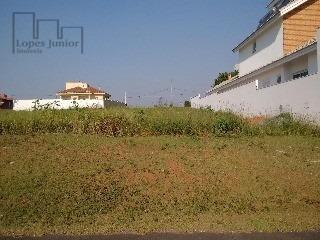 Imagem 1 de 10 de Terreno À Venda, 1000 M² Por R$ 225.000,00 - Condominio Solar Do Bosque - Sorocaba/sp - Te0612