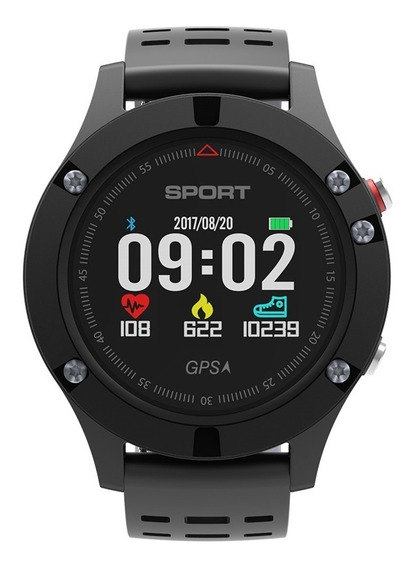 No .1 F5 Monitor Tarifa Corazón Inteligente Reloj Gps Monito