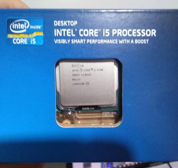 Processador Intel Core I5 3340 Novo Box Melhor Q 3330