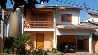 Casa Residencial À Venda, Condomínio Residencial Águas Da Serra , Valinhos - Ca1462. - Ca1462
