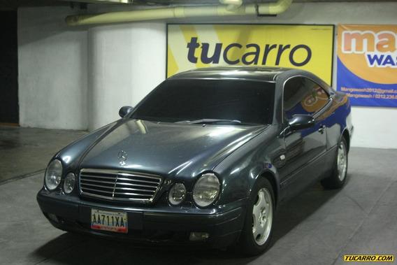 Mercedes Benz Clase C Clase Clk 320