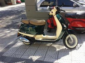 Scooter Zanella Exclusive 150
