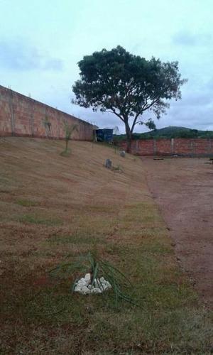 Chácara Para Venda Em Esmeraldas, Comunidade Da Volta - Ch03_1-1019161